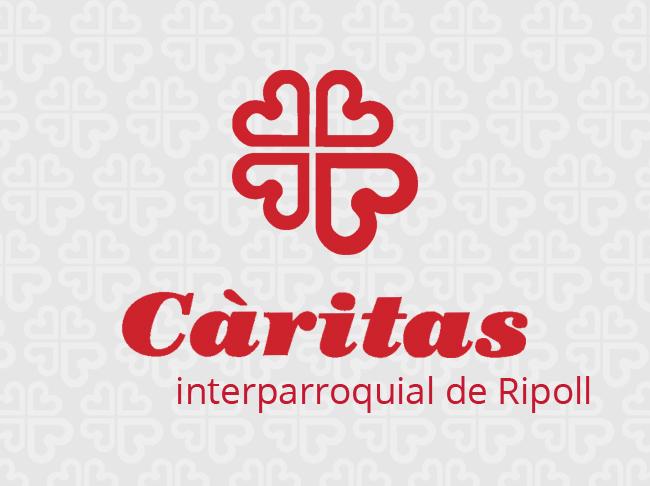 Logo Caritas Ripoll