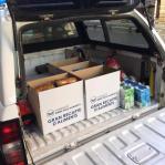 Taradell recull 2,5 tones d'aliments en el Gran Recapte