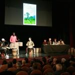 "Ramon Bufí i Ester Busquets presenten el llibre  ""Camerun. Negre sobre blanc"" a Roda de Ter"